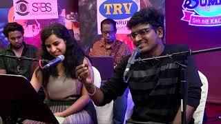 sahana saral sivaji | sivaangi | ajay krishnan @Sivaangi Krishnakumar