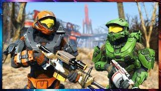 Halo Mod Fallout 4