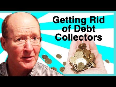 Get Rid Of Credit Card Debt And Debt Collectors