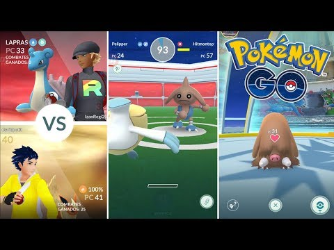 TEAM KILLERS VS TEAM KILLERS! NUEVOS KILLERS EN COMBATE! [Pokémon GO-davidpetit]