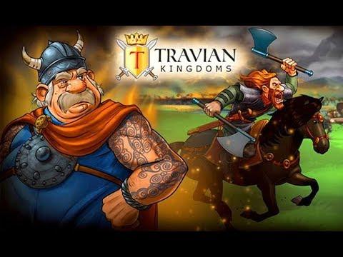 Travian RU игра онлайн