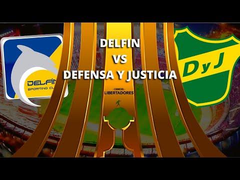 Delfin 3 Defensa y Justicia 0 Relato Claudio Blanco Libertadores 2020 Grupo G Fecha 5 from YouTube · Duration:  7 minutes 55 seconds