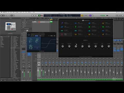 Logic Pro X 410: The ART of House Music  - 2. The Kick Drum
