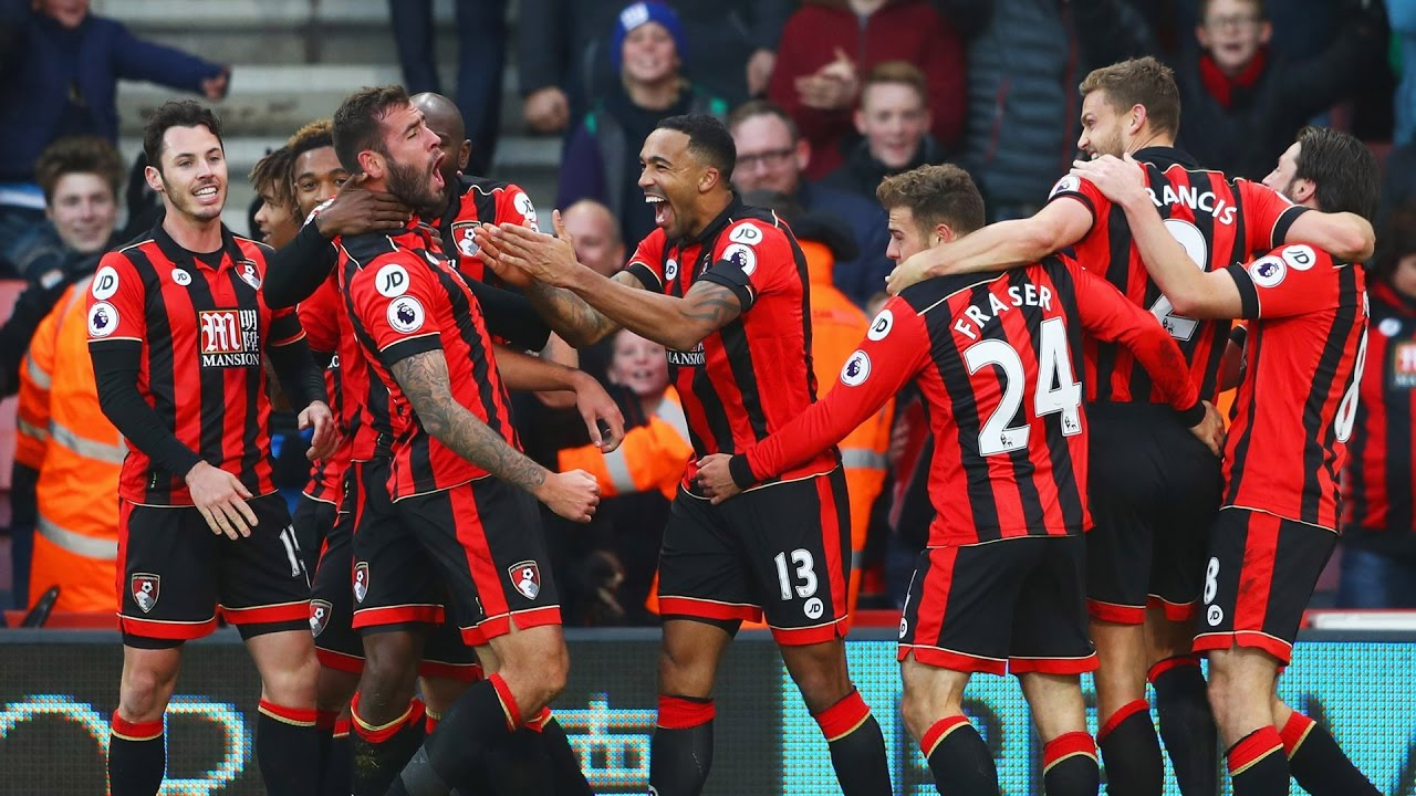 Bournemouth V Liverpool: BOURNEMOUTH VS LIVERPOOL 4 3 ALL GOALS & HIGHLIGHTS 4/12