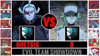 Ghetsis vs. N - Team Plasma Showdown (Pokémon Sun/Moon)