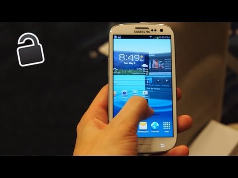 How To Unlock A Samsung Galaxy - It Works For Any Samsung Phone