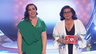 Elena- Como me duele el alma- gala 27 Yo soy del sur 3º edición Video