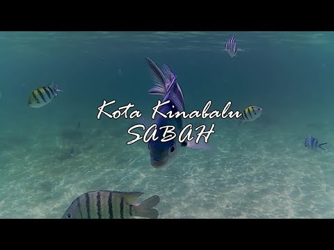 Kota Kinabalu | Family Travel Vlog | June 2017