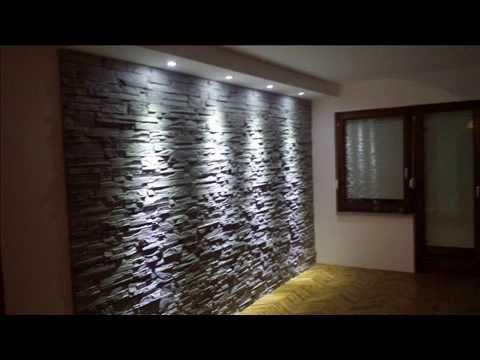 Stone Wall For Tv Kameni Zid Za Tv Youtube