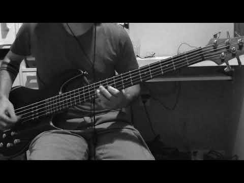 Slowdive - Celia's Dream (Bass Cover)