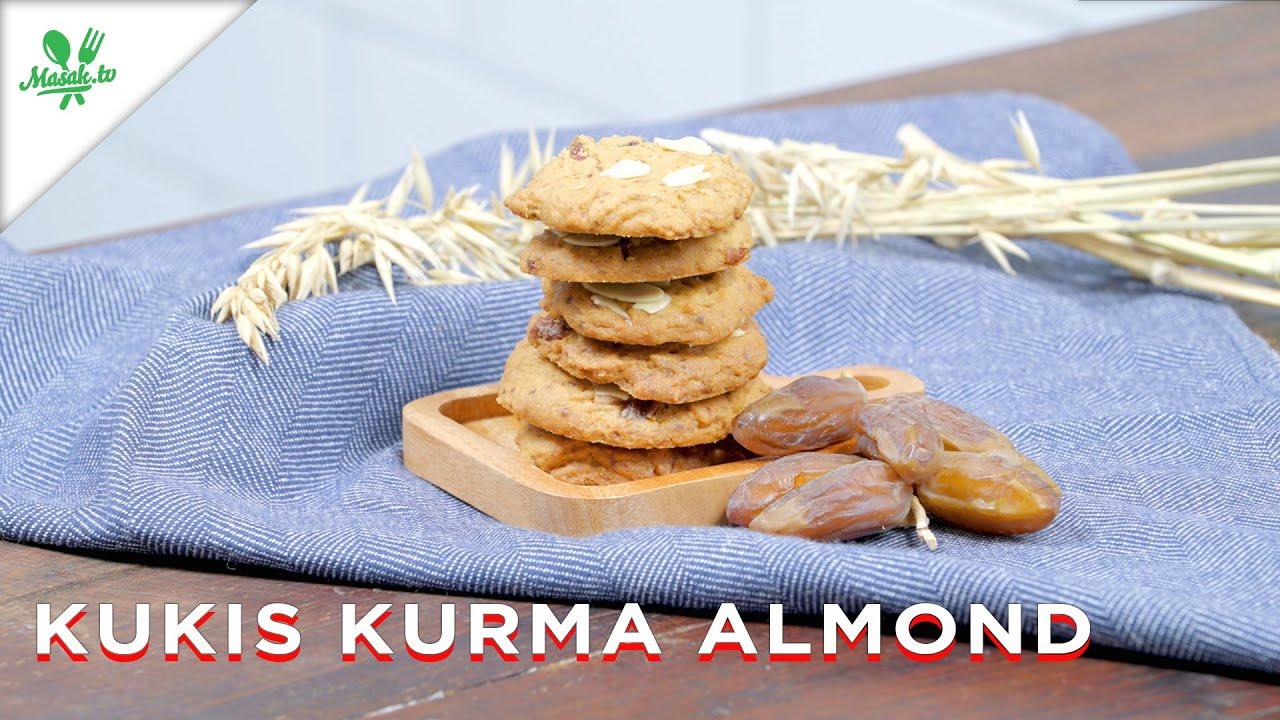 Resep Kukis Kurma Almond