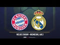 Bayern Munich vs Real Madrid Live Streaming
