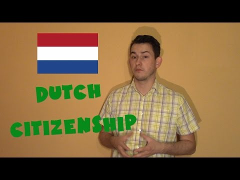 Netherlands #10 - Dutch citizenship