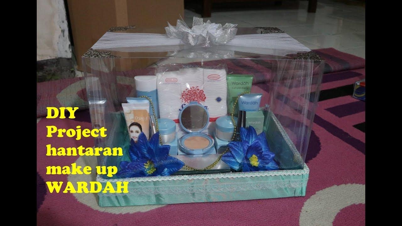 Diy Project Hantaran Make Up Wardah