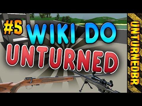 Tutorial Interativo - armas de fogo #2 | Wiki do Unturned #5 [UnturnedBR]