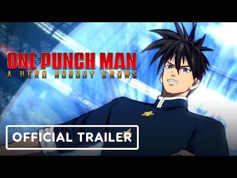 One Punch Man: A Hero Nobody Knows - Official Suiryu Trailer
