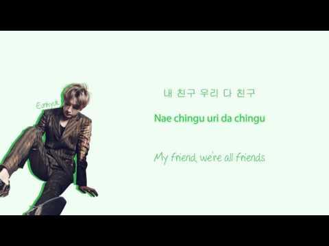 Super Junior-D&E (Donghae&Eunhyuk) - 촉이와 (Can You Feel It?) lyrics (Hangul/Romanization/English)