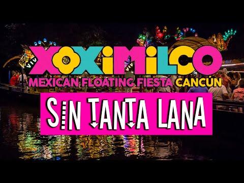 Xoximilco Cancun by Xcaret | ¿Cuánto cuesta? CONSEJOS DE AHORRO ¿Qué incluye?