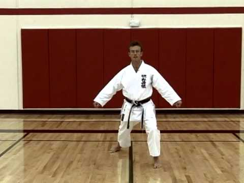 Basic Karate Kicks - Mawashigeri