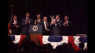 President Reagan's Remarks at a Campaign Rally for Senator James Abdnor on October 29, 1986