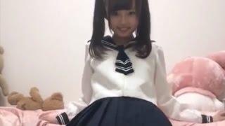 『みなさーん制服ですよー』中井りか【NGT48】
