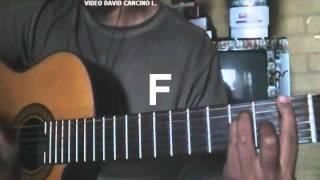 CRUCIFIXIÓN GUITARRA (David Cancino)