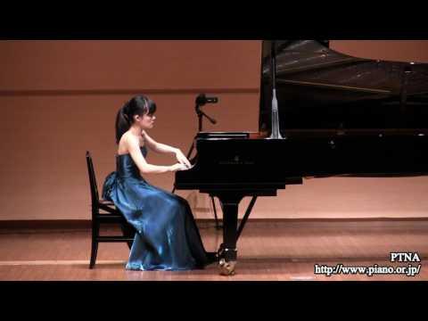 2017PTNA特級二次 古海行子/ショパン:ノクターン第17番 ロ長調 Op.62-1