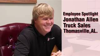Employee Spotlight - Jonathan Allen