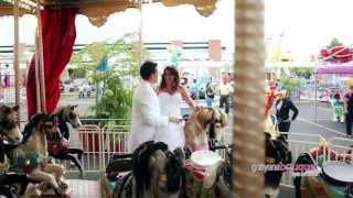 Historia de amor - 3er. aniversario - Video sesión de fotos de portada - Ed. 16. Septiembre-Octubre