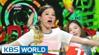 Gambar cover Red Velvet - Happiness | 레드 벨벳 - 행복 [Music Bank HOT Stage / 2014.09.12]
