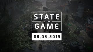 The Division 2: State of the Game #111 - 6 March 2019 | Ubisoft [NA]