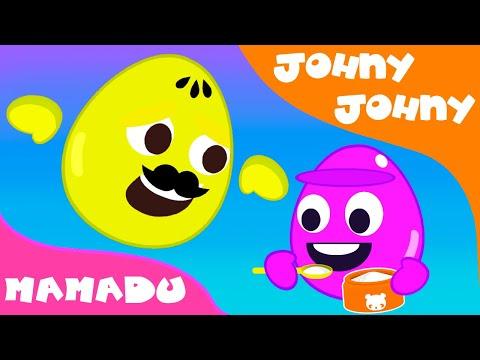 Jonny Jonny Yes Papa   MaMaDu Kids Song & Nursery Rhymes