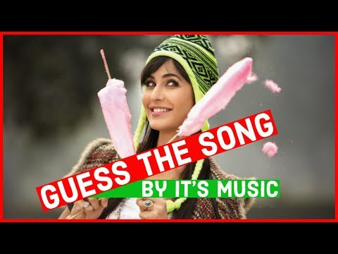 Guess The Song By It's Music Challenge | Bollywood Throwback Songs