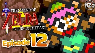 The Legend of Zelda: A Link to the Past Gameplay Part 12 - All Maidens Saved! Turtle Rock!