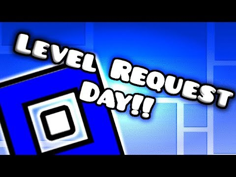 Geometry Dash Live: Level Request!!! Playing your level (Plz Read Desc)