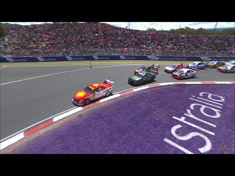 Highlights: Race 25 Supercheap Auto Bathurst 1000 | Supercars Championship 2019