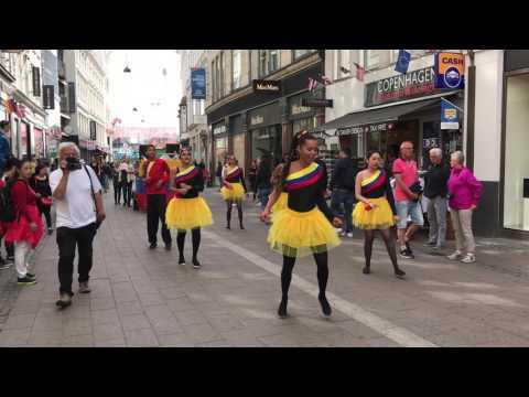 Colombia Viva i Copenhagen Karneval 2017