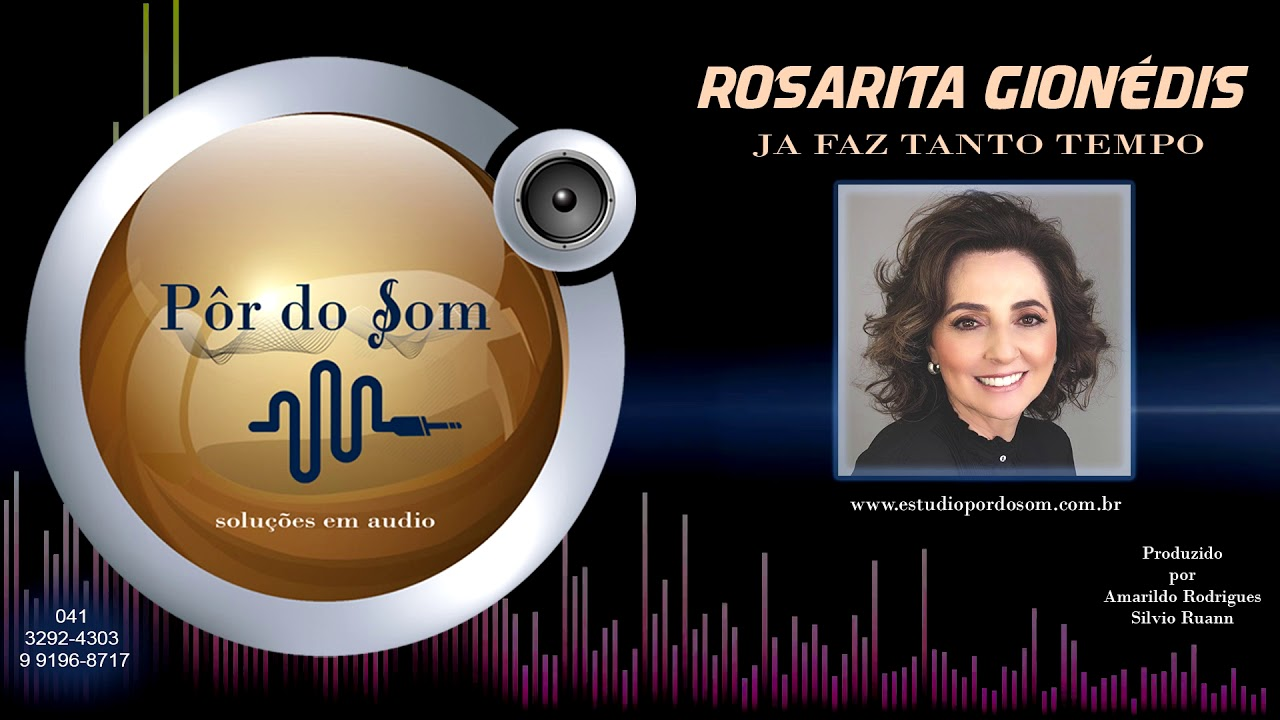 Rosarita Gionédis - Ja faz tanto tempo