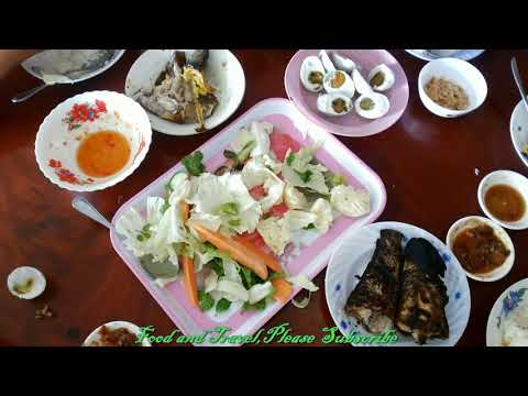Village food factory - Eating at Home - Family food  - Asian food video # 613