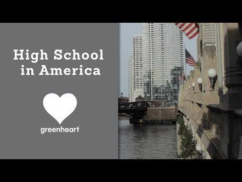 High School in America: Greenheart  Exchange Students Share their Experience