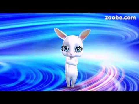Zoobe зайка а я за тобой хоть на край света