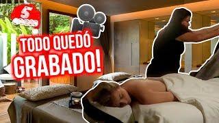 LE PEDÍ UN MASAJE Y ESTO PASÓ!!!!!😱🙈 TODO QUEDÓ GRABADO! VLOGMAS #5