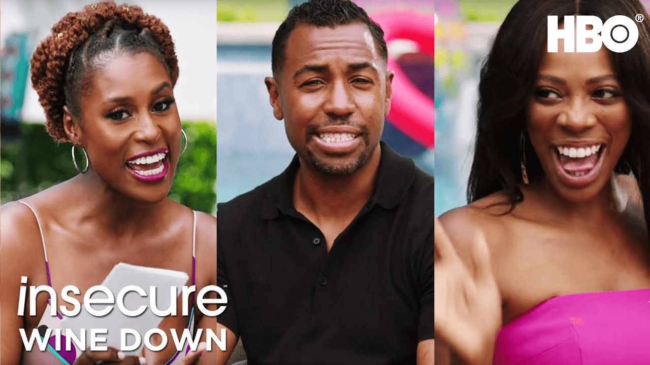 Wine Down' Ep. 1 w/ Issa, Prentice Penny & Yvone Orji | Insecure | Season 3