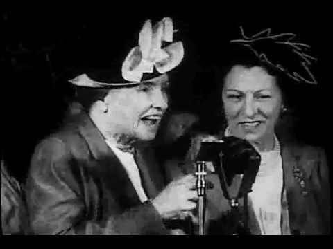 Helen Keller Visits Australia