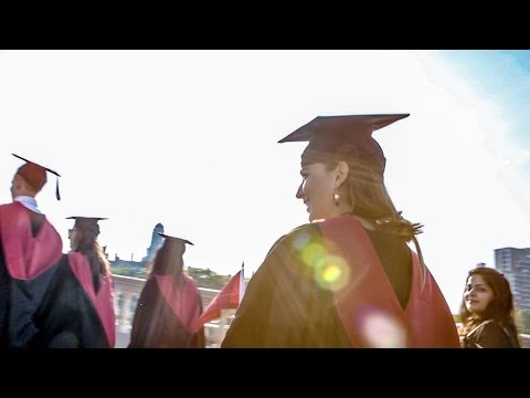 Harvard Business School Commencement 2016