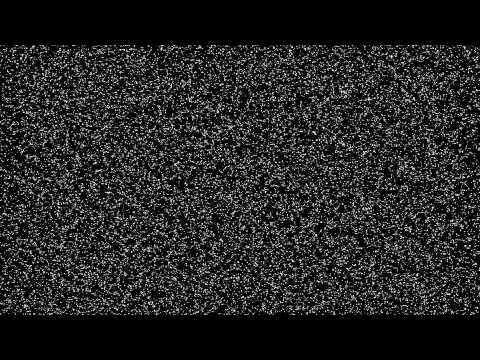 Simple Particles Small Movement - Royalty Free Footage