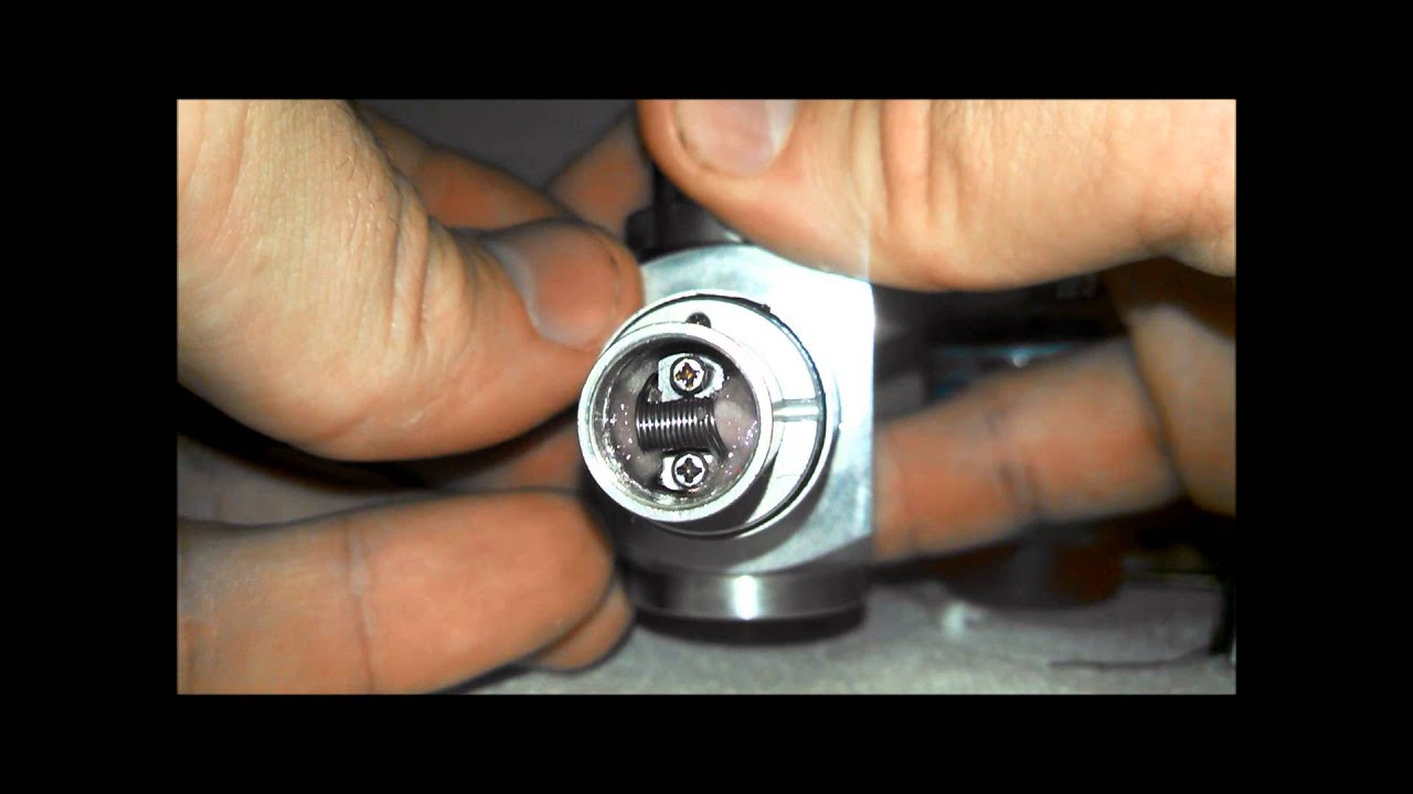 how to make twisted coil without drill