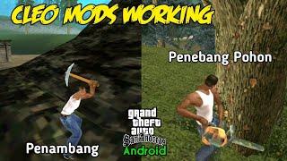 5 Cleo Mods Working / Kerja - GTA SA Android