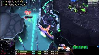 ZvP - EPIC Bo3 - Elazer vs ShowTime - Starcraft 2 HD Polski komentarz