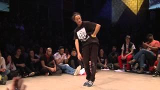 1/2 finale Newstyle : PARADOX (NED) vs BAUKA (KAZ)